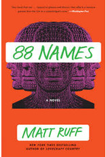 Books 88 Names by Matt Ruff