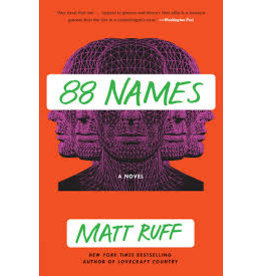 Books 88 Names by Matt Ruff