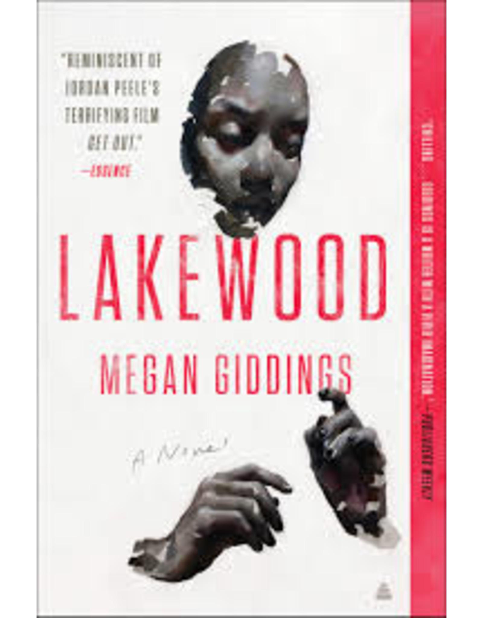 Books Lakewood: A Novel by Megan Giddings