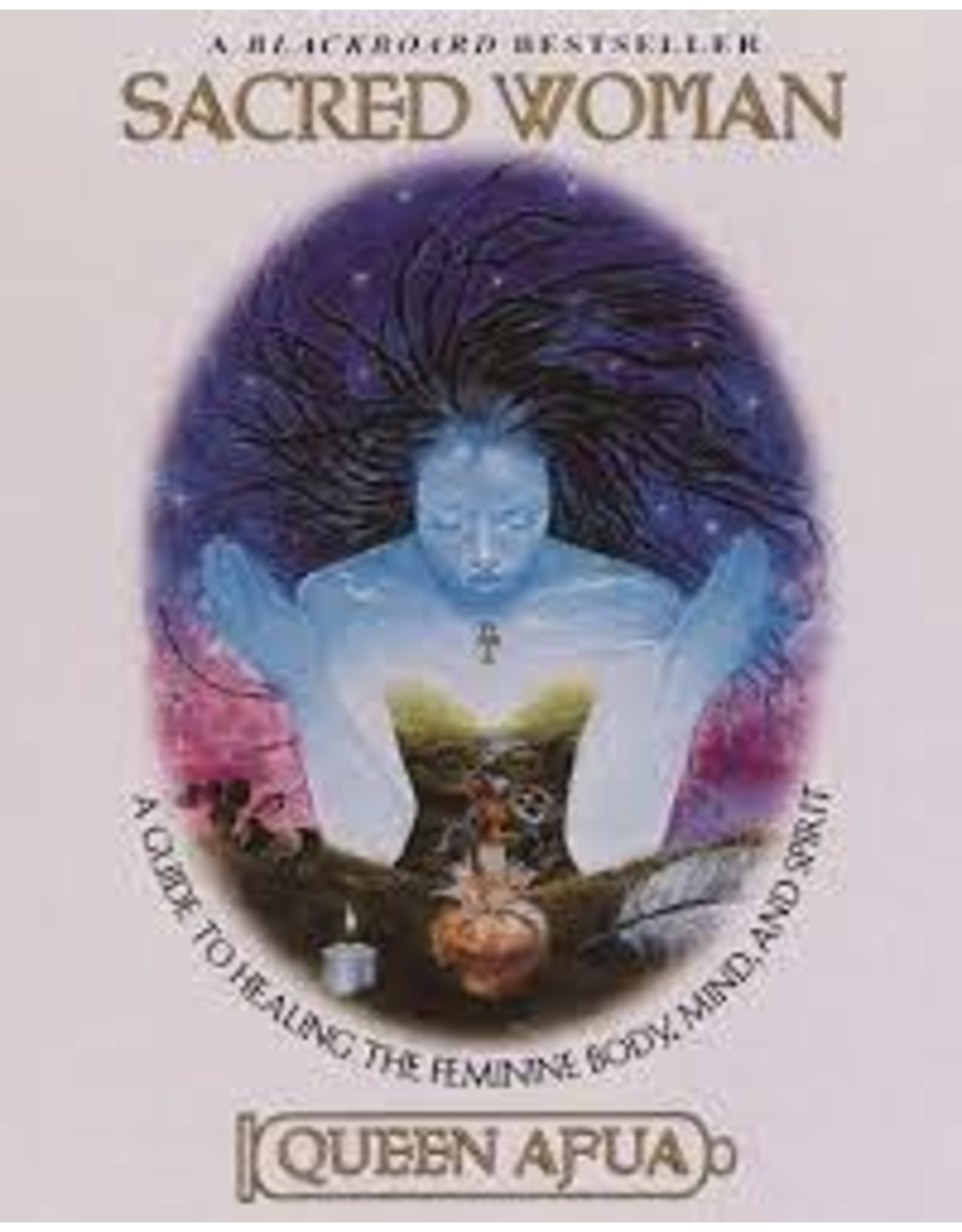 Books Sacred Woman by Queen Afua ( Updated & Expanded  20th Anniversary Edition)