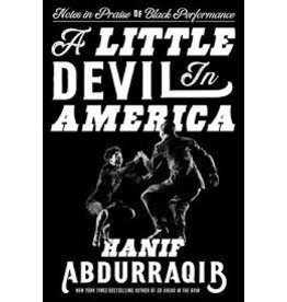 Books A Little Devil In America by Hanif Abdurraqib (Signed Copies)