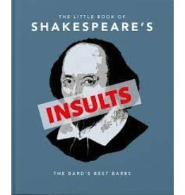 Books The Little Book of Shakespeare's Insults: The Bard's Best Barbs