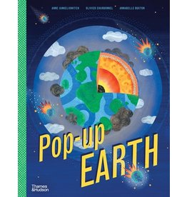 Books Pop- Earth  by Anne Jankeliowitch Olivier Charbonnel  Annabelle Buxton
