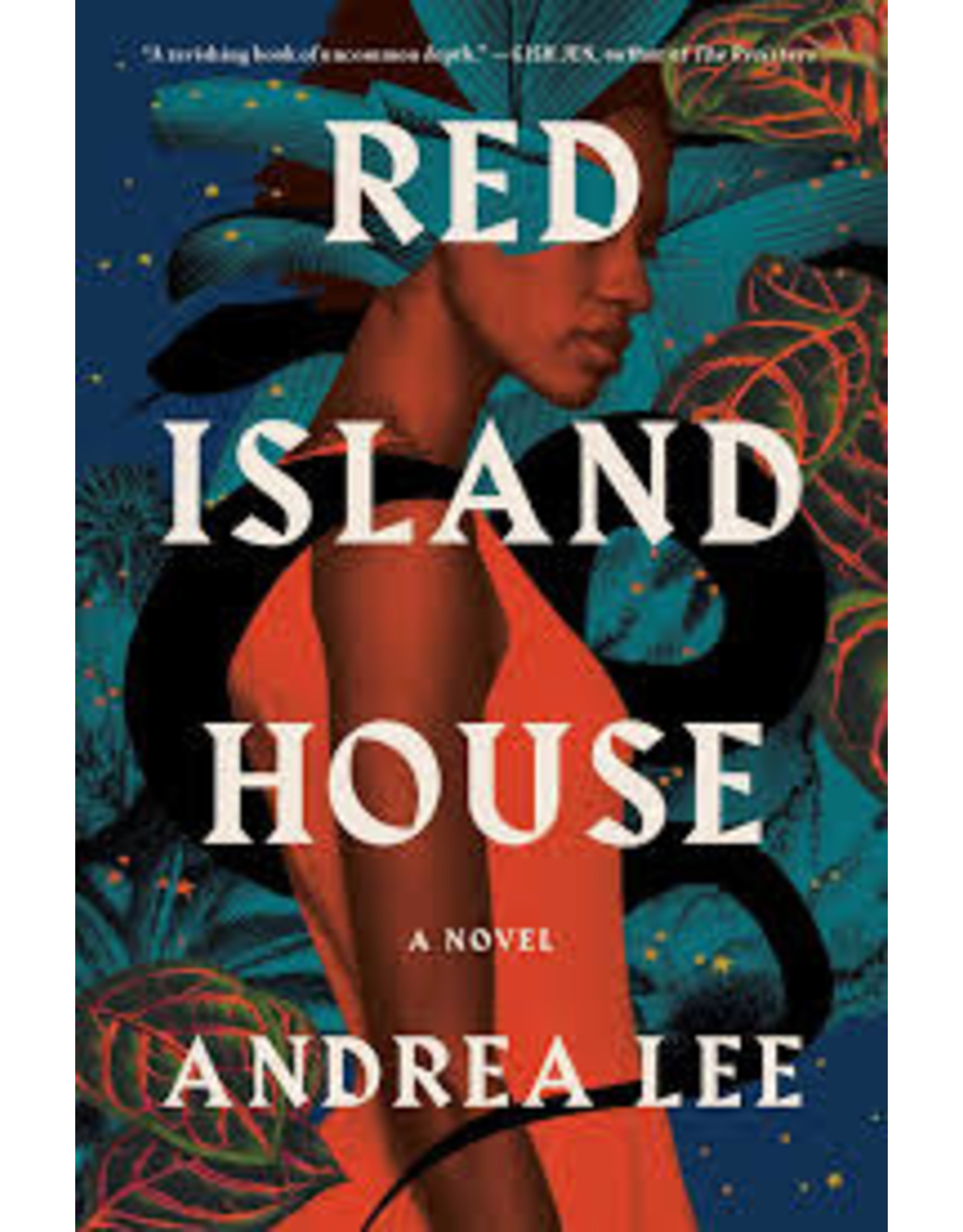 Books Red Island House: A Novel by Andrea Lee ( Event April 16)