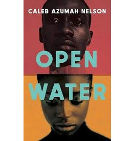 Books Open Water by Caleb Azumah Nelson
