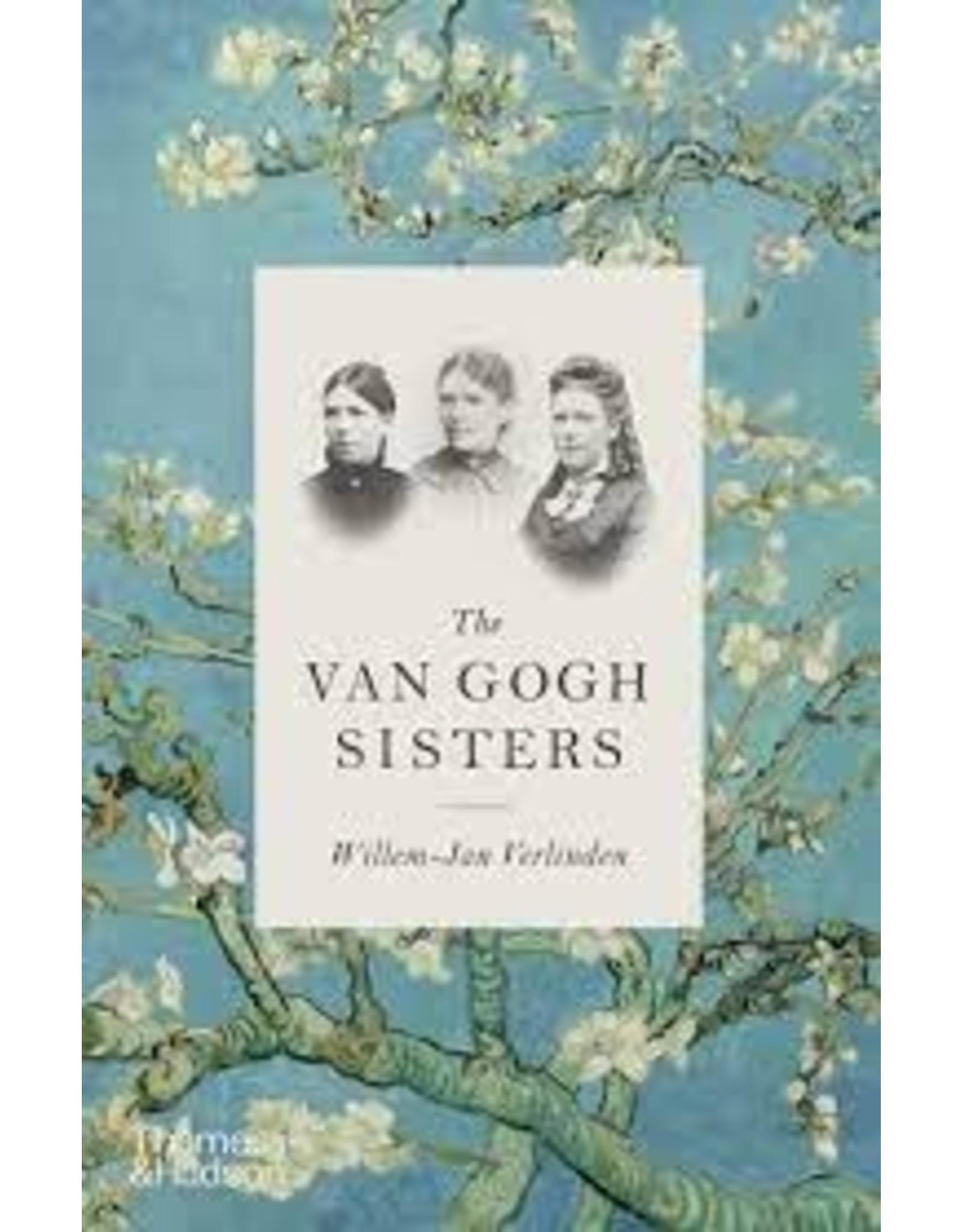 Books The Van Gogh Sisters by Willem-Jan Verlinden