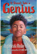 Books It Doesn't Take a Genius by Olugbemisola Rhuday-Perkovich