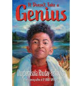 Books It Doesn't Take a Genius by Olugbemisola Rhuday-Perkovich