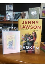 Books Broken ( in the best possible way) by Jenny Lawson  {Signed Copies}