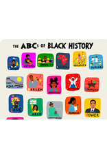 Books ABCS of Black History Print { Available in store only} (IBD21)