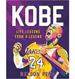 Books KOBE: Life Lessons by Nelson Pena