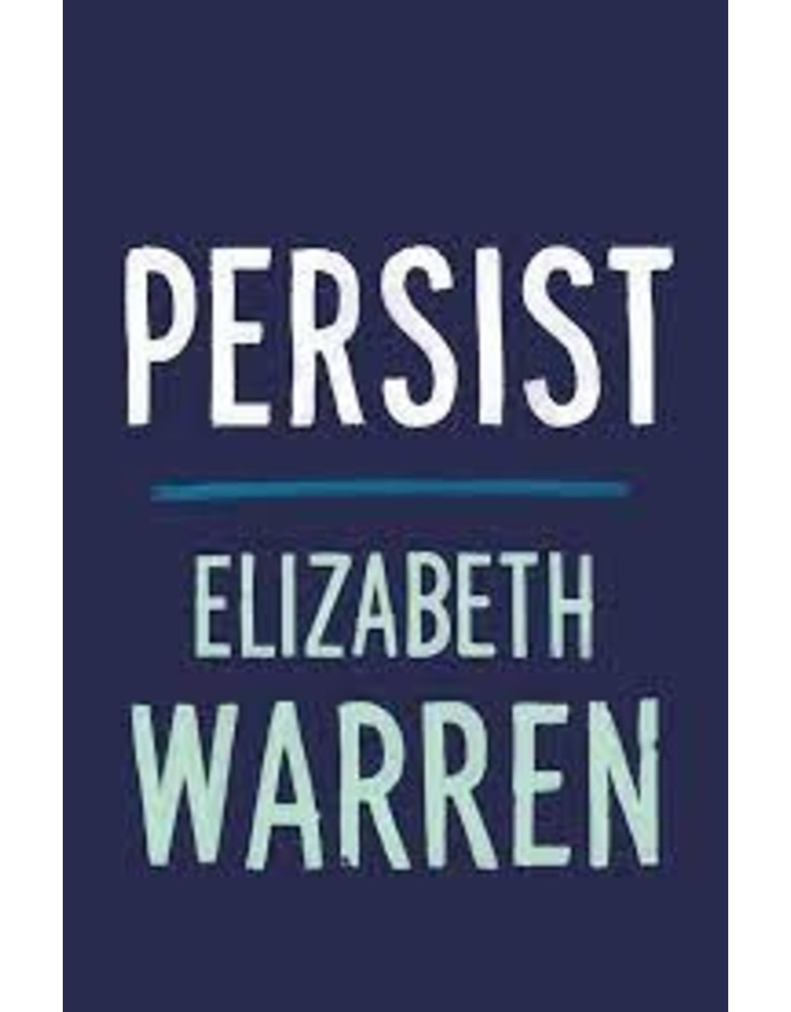 Books Persist by Elizabeth Warren