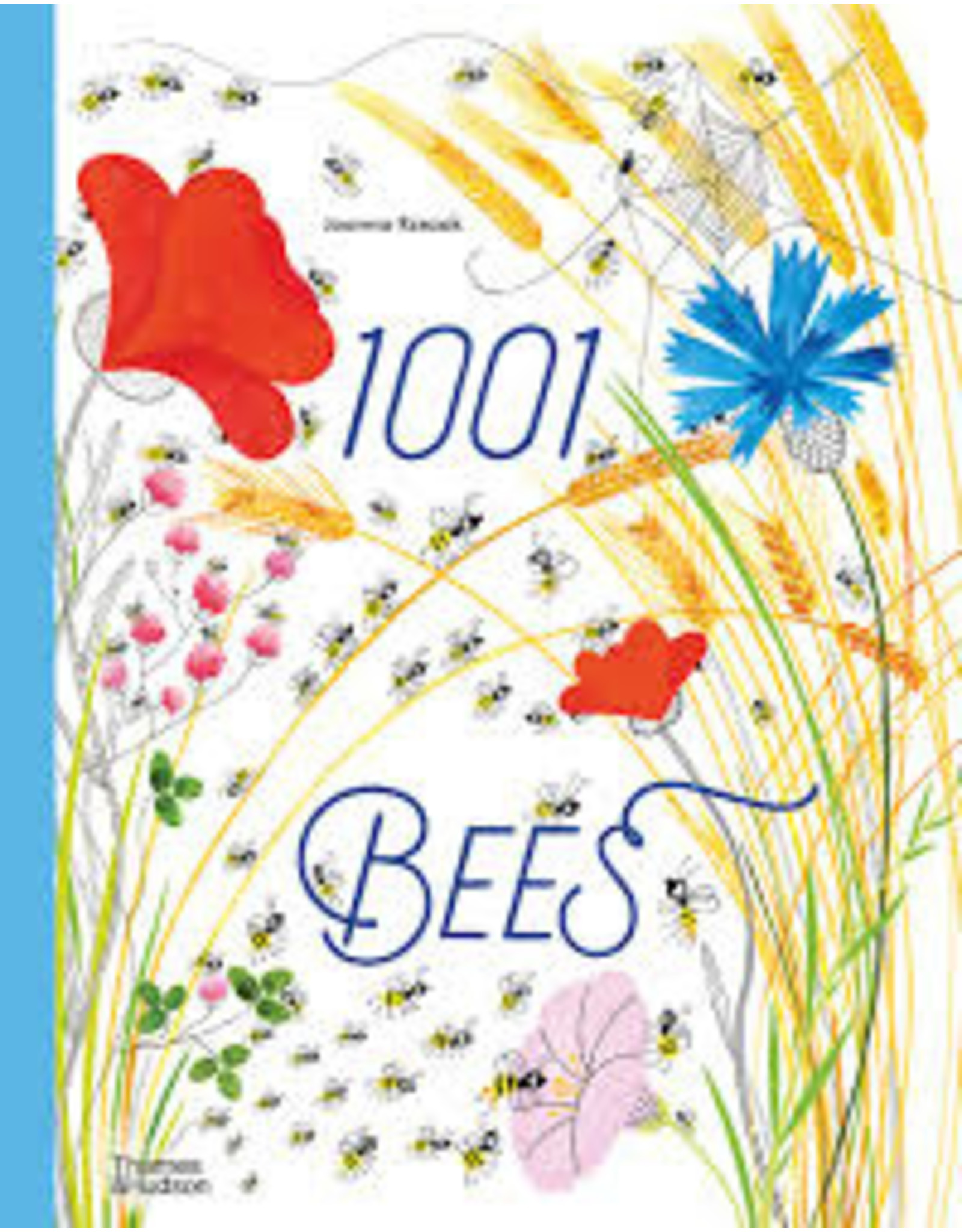 Books 1001 Bees by Joanna Rzezak