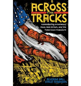 Books Across the Tracks: Remembering Greenwood, Black Wall Street and the Tulsa Race Massacre (Event 5.25.21)