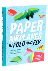 Books Paper Airplanes to Fold and Fly