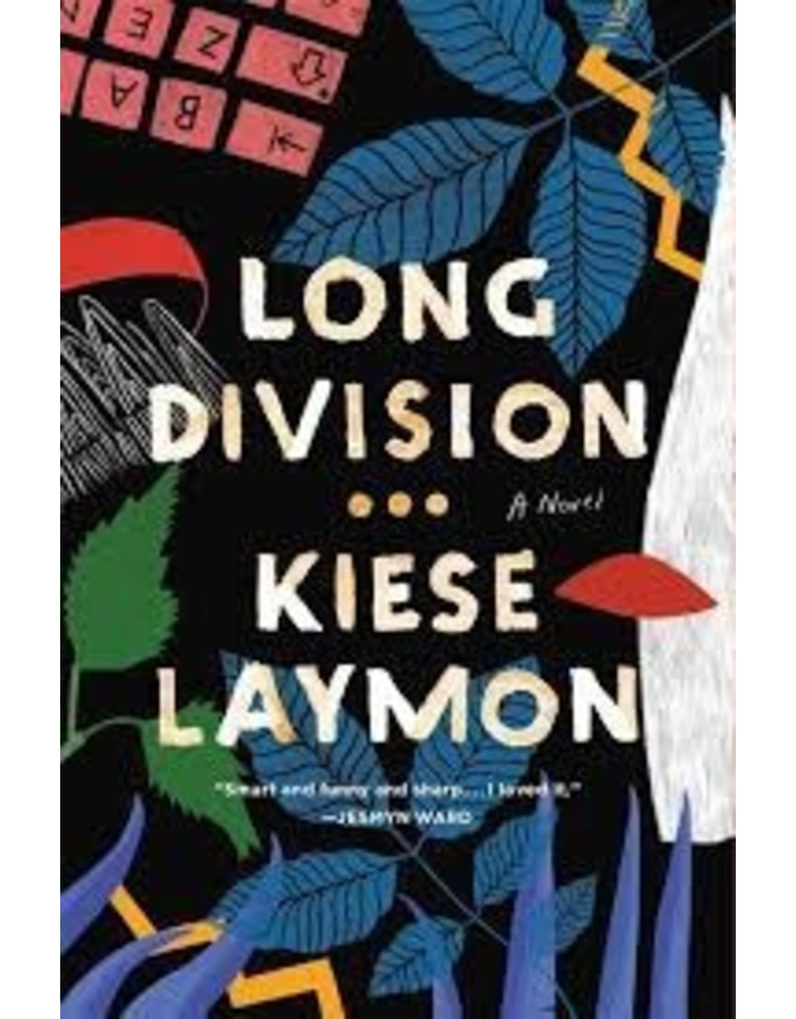 Books Long Division: A Novel by Kiese Laymon