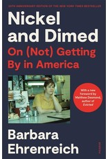 Books Nickel and Dimed : On (Not) Getting By in America by Barbara Ehrenreich