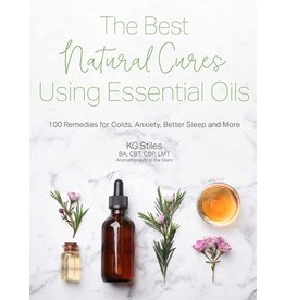 Books The Best Natural Cures Using Essential Oils by KG Stiles