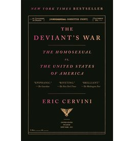 Books The Deviant's War: The Homosexual vs The United States of America by Eric Cervini