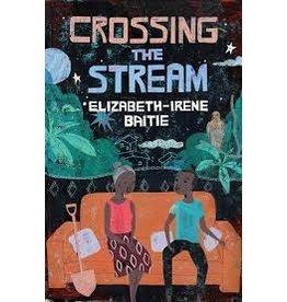 Books Crossing the Stream by Elizabeth-Irene Baite