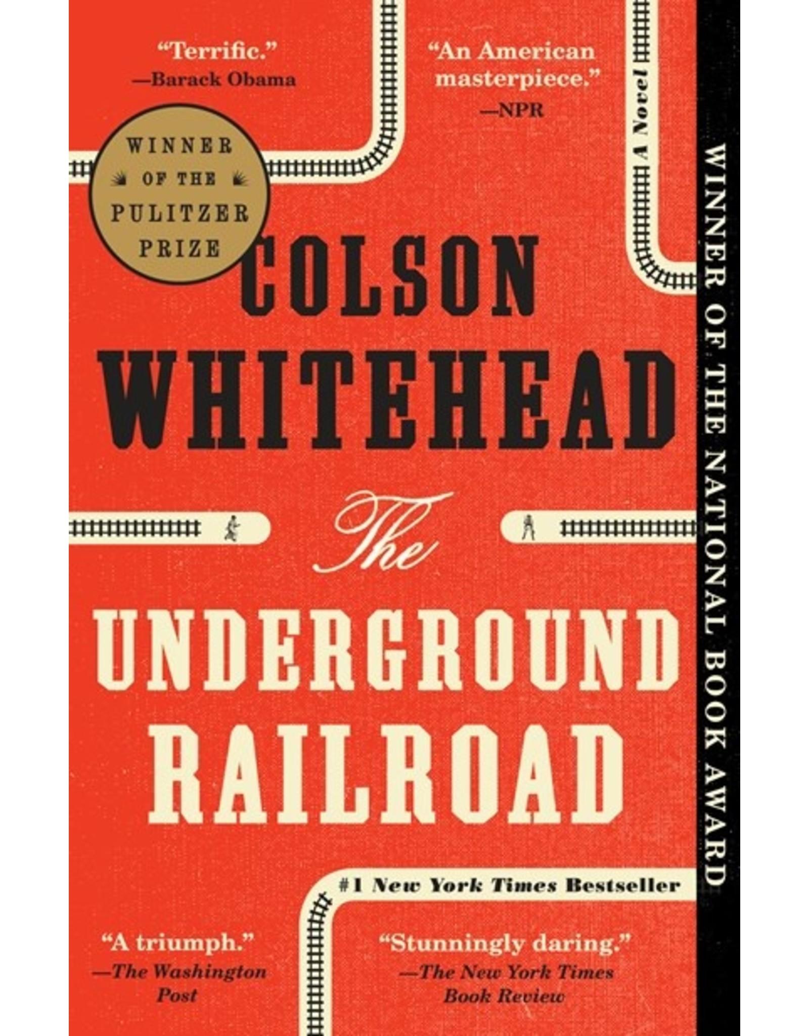 Books The Underground RailroadColson Whitehead