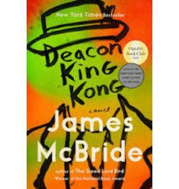 Books Deacon King Kong: Novel by James McBride