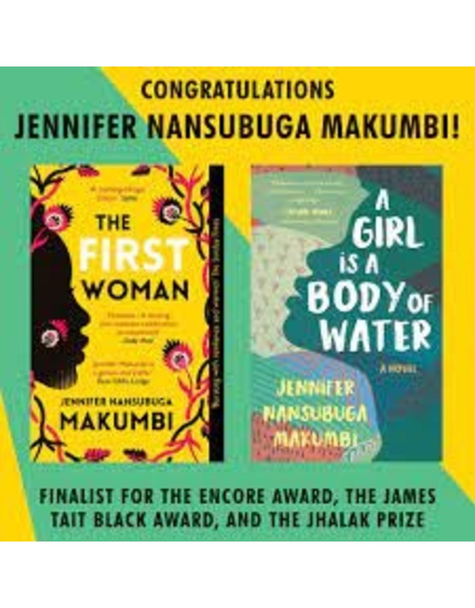 Books A Girl is A Body of Water: A Novel by Jennifer Nansubuga Makumbi