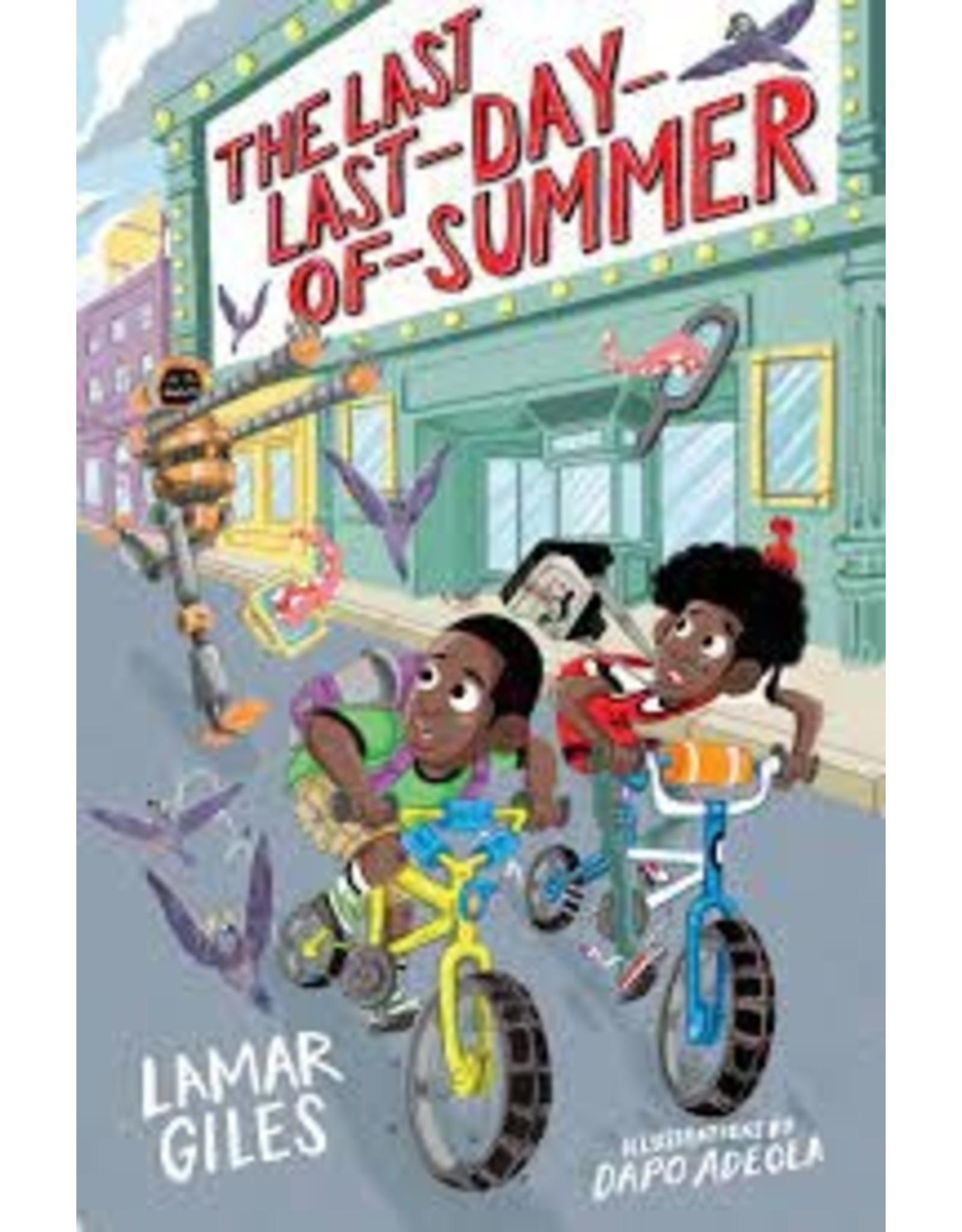 Books Last Last-Day-of- Summer by Lamar Giles (summerbookclub)