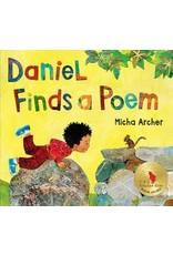 Books Daniel Finds a Poem by Micha Archer (summerbookclub)