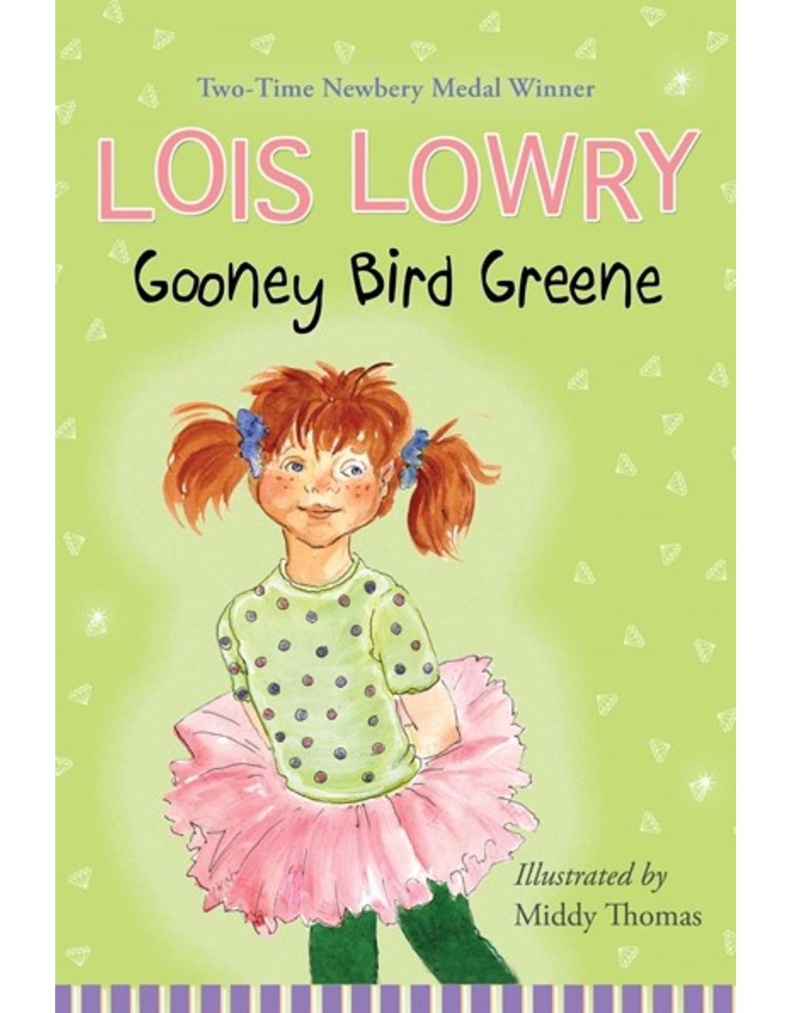 Books Gooney Bird Greene by Lois Lowry (summerbookclub)