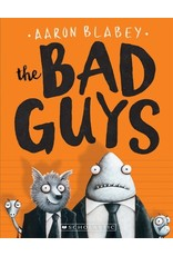 Books The Bad Guys by Aaron Blabey  ( summerbookclub)