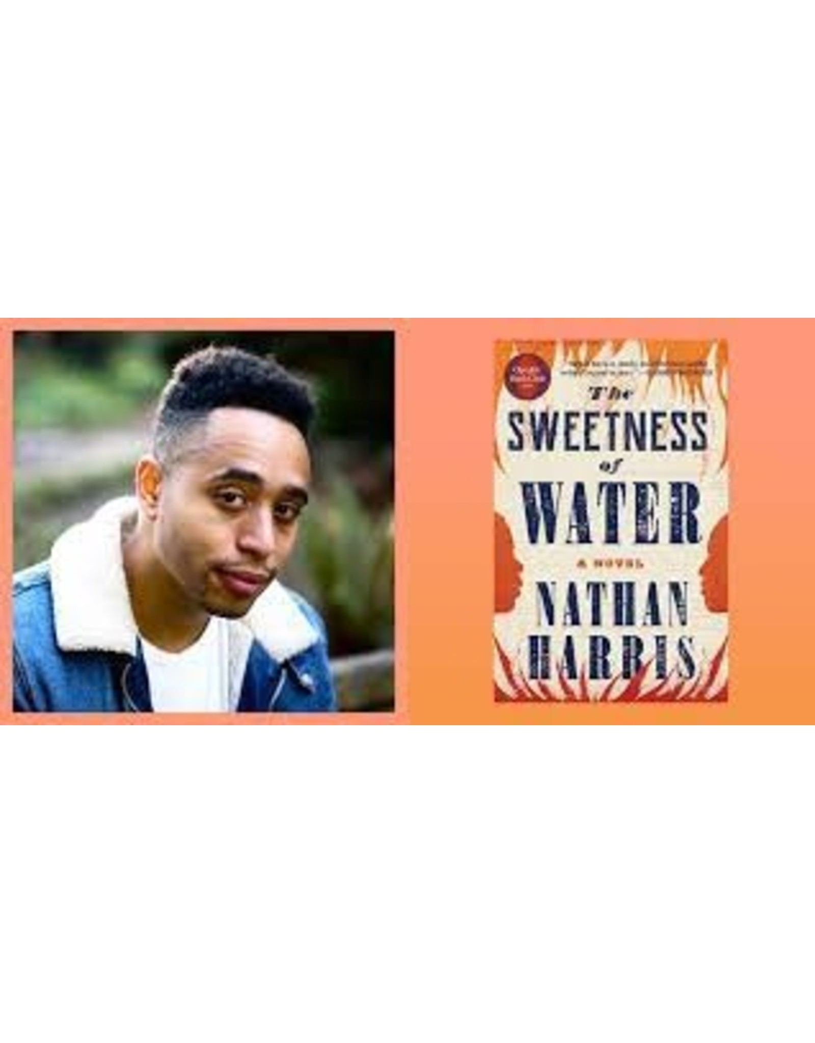 Books The Sweetness of Water: A Novel by Nathan Harris