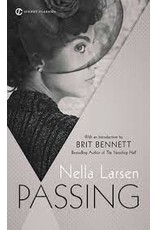 Books Passing by Nella Larsen with an introduction by Brit Bennet