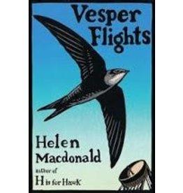 Books Vesper Flights by Helen Macdonald