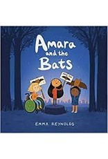 Books Amara and the Bats by Emma Reynolds