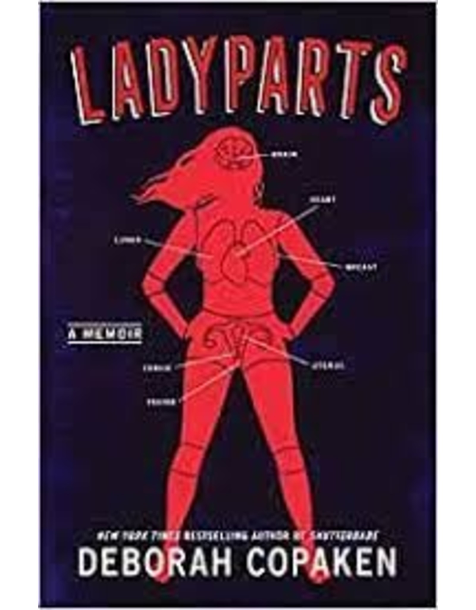Books Ladyparts : A Memoir by Deborah Copaken