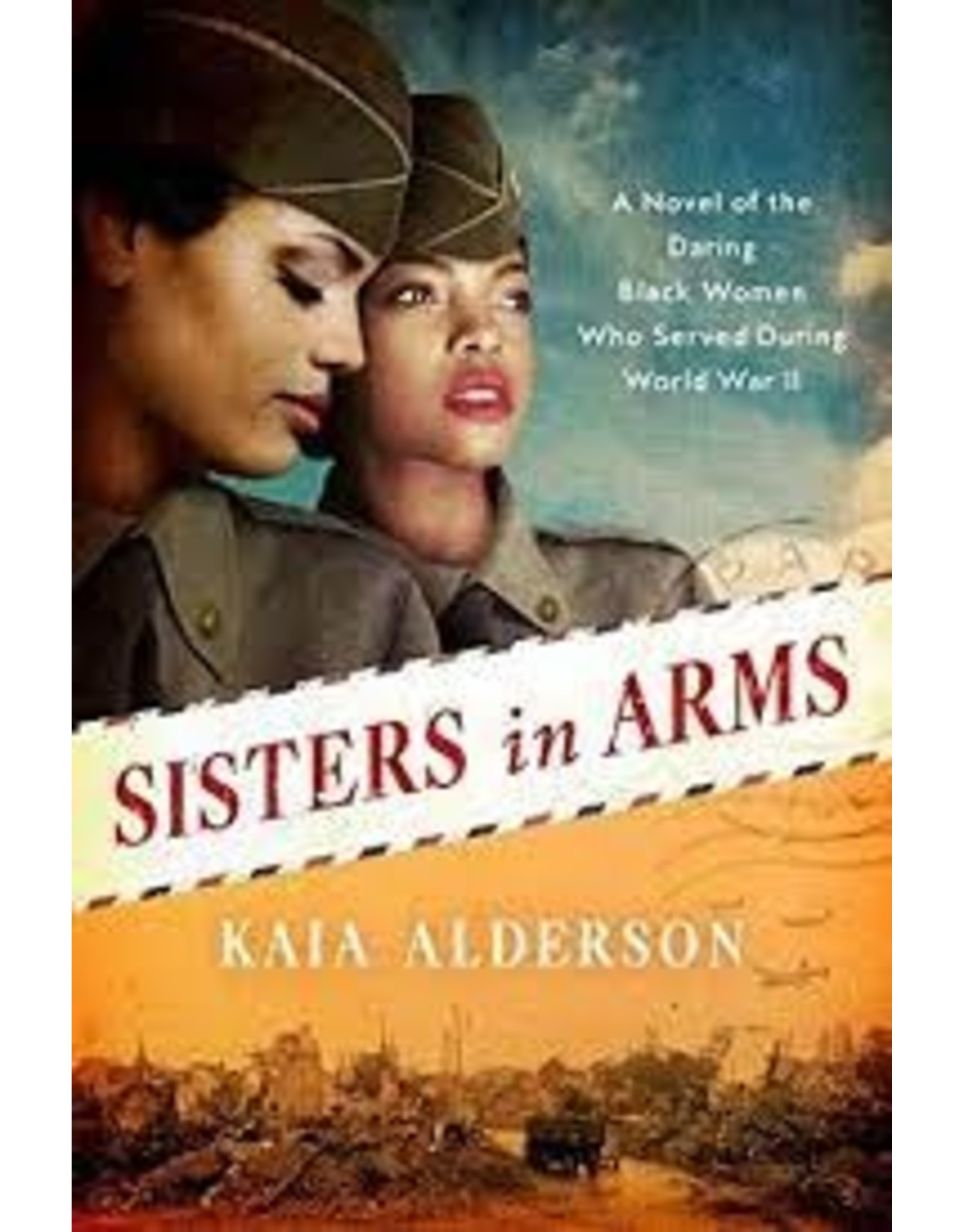 Books Sisters in Arms by Kaia Alderson (Signed Copies)
