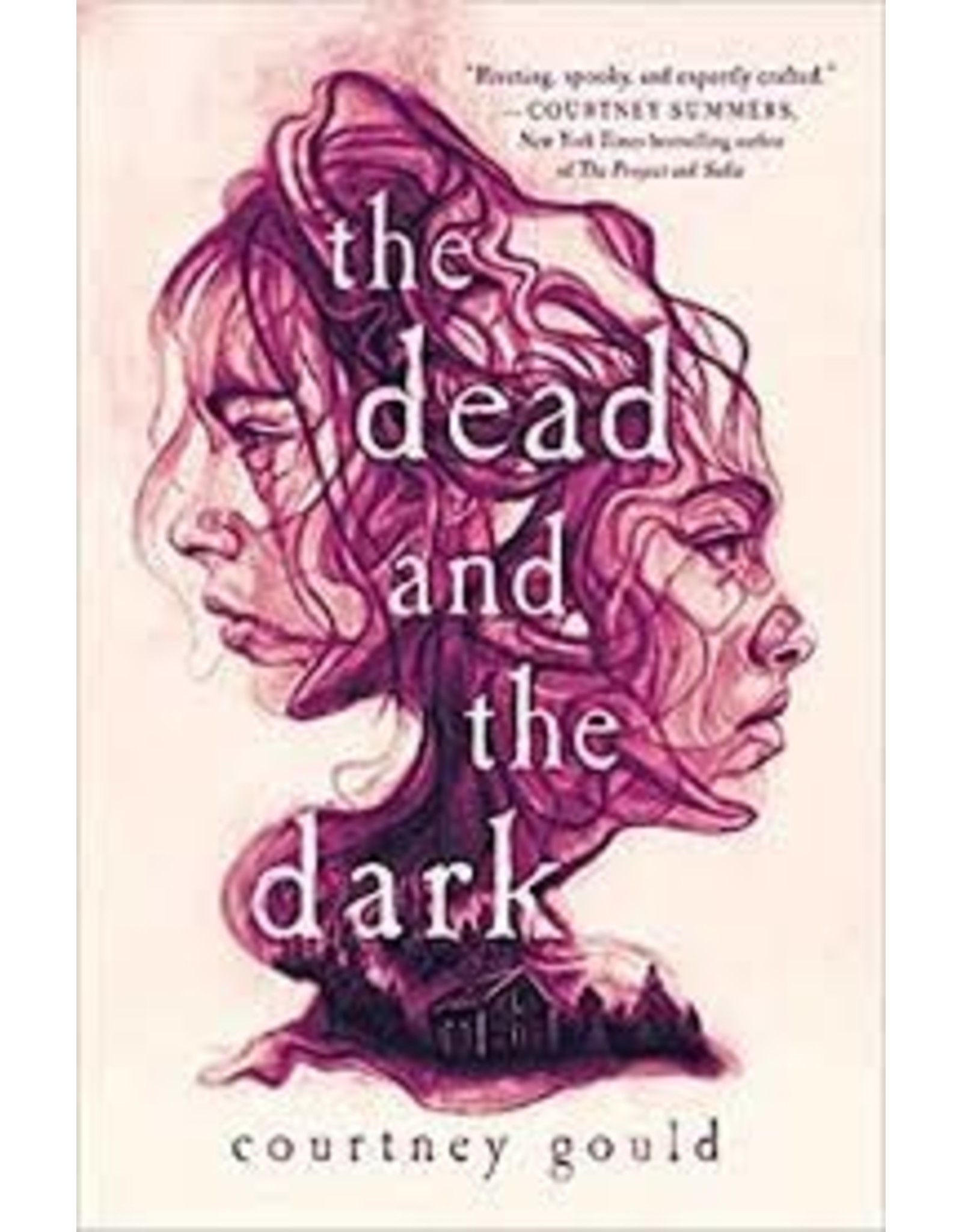 Books the dead and the dark by courtney gould