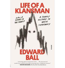 Books Life of a Klansman by Edward Ball