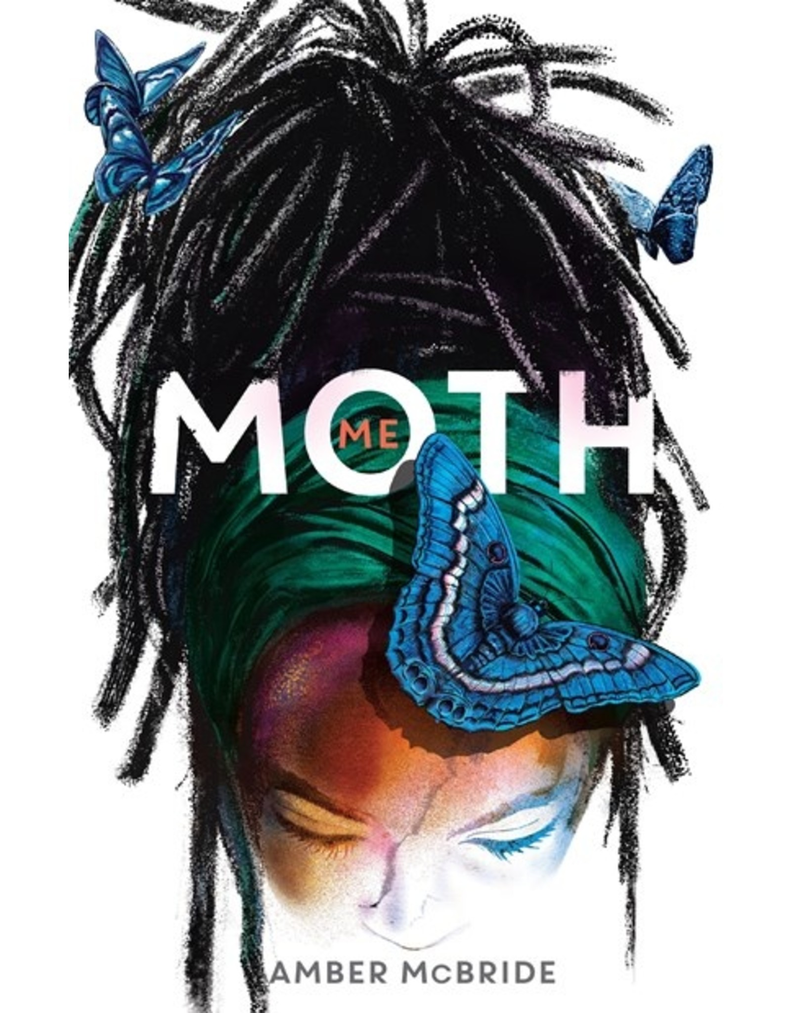 Books Me (Moth) by Amber McBride