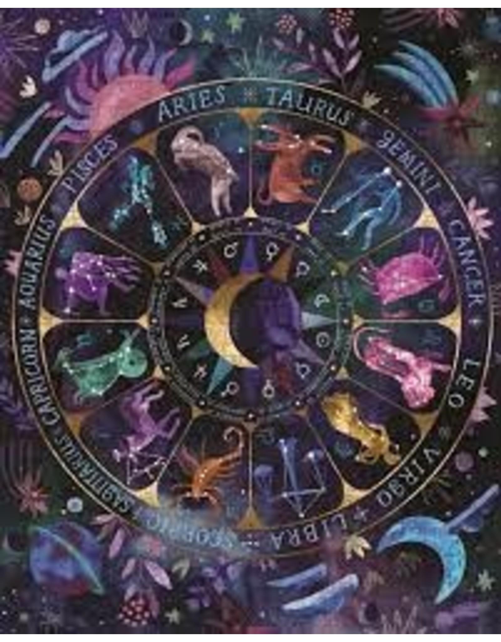 Books Zodiac Puzzle (500 Piece)