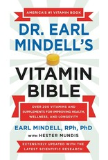 Books Dr. Earl Mindell's Vitamin Bible by  Earl Mindell, RPh, PhD.  with Hester Mundis