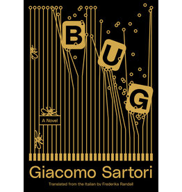 Books Bug : A Novel by Giacomo Sartori ( DRLC Book Club)