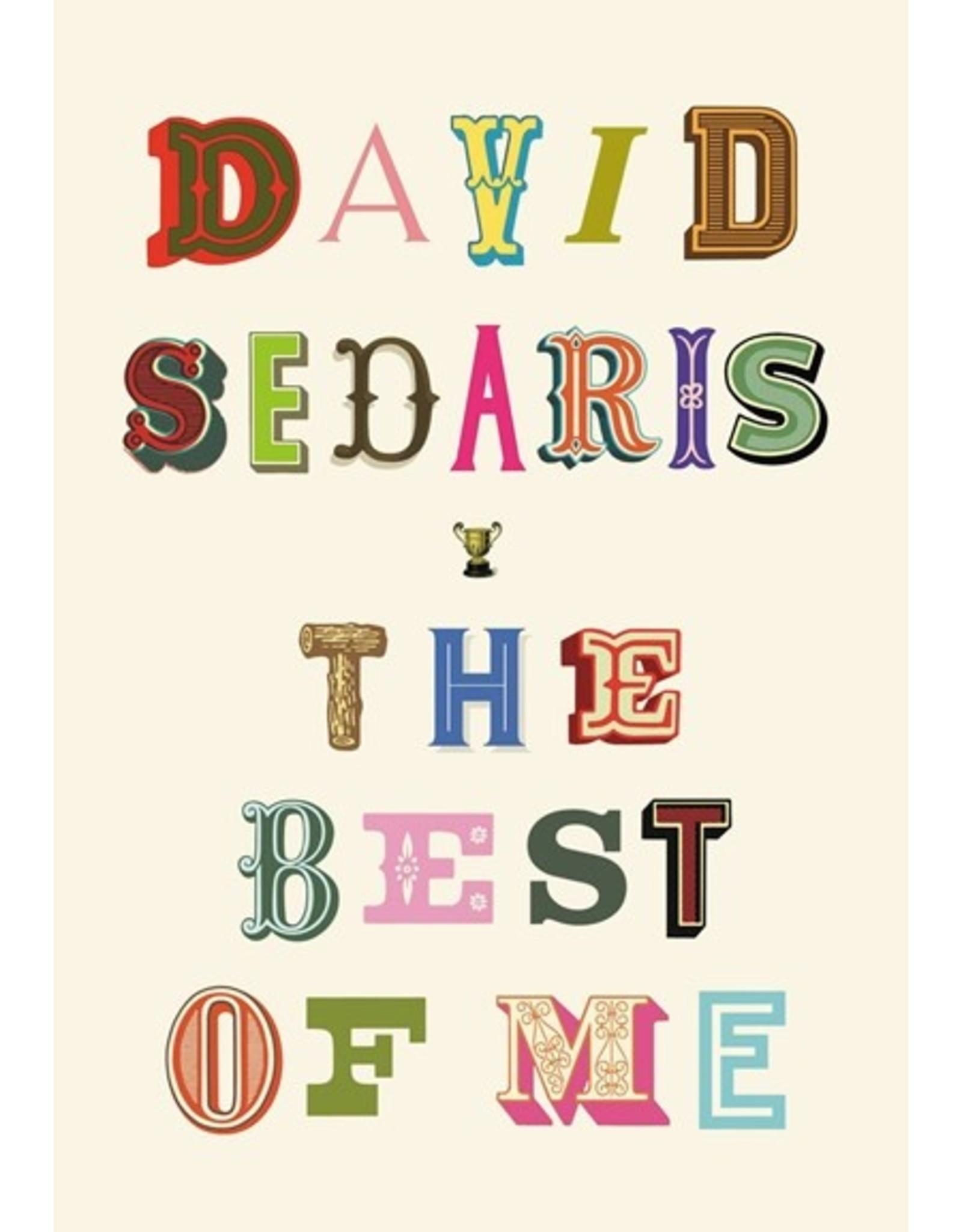 Books The Best of Me by David Sedaris