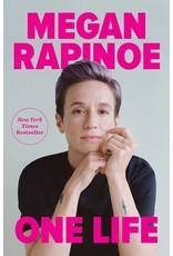 Books One Life by Megan Rapinoe