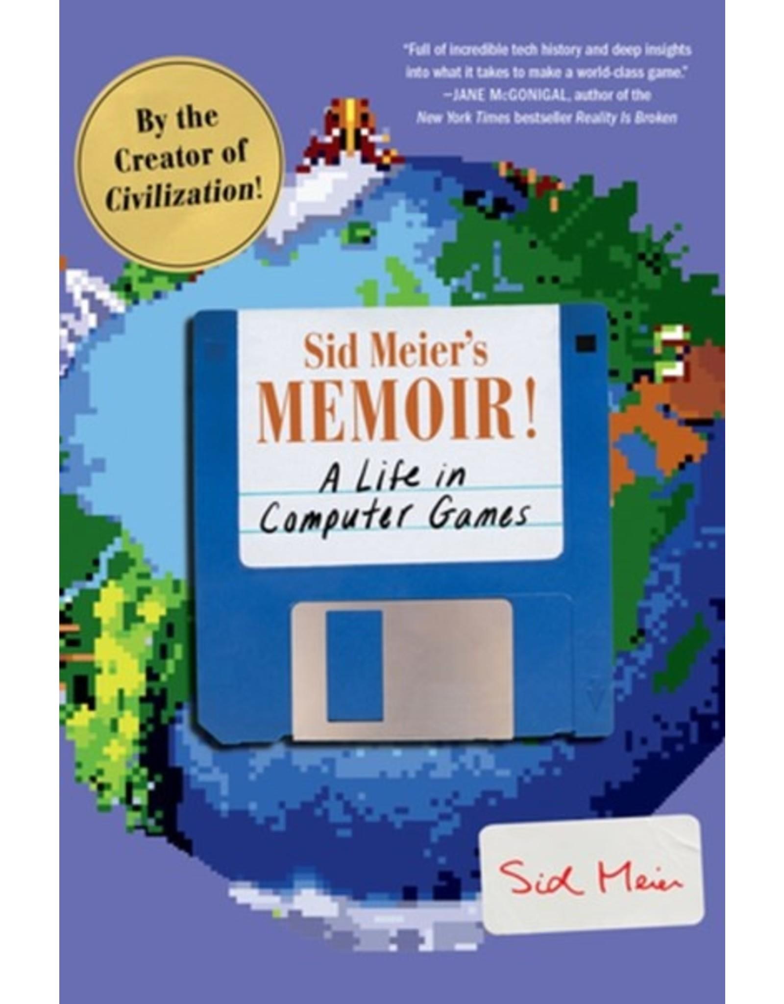 Books Sid Meier's Memoir : A Life in Computer Games by Sid Meier