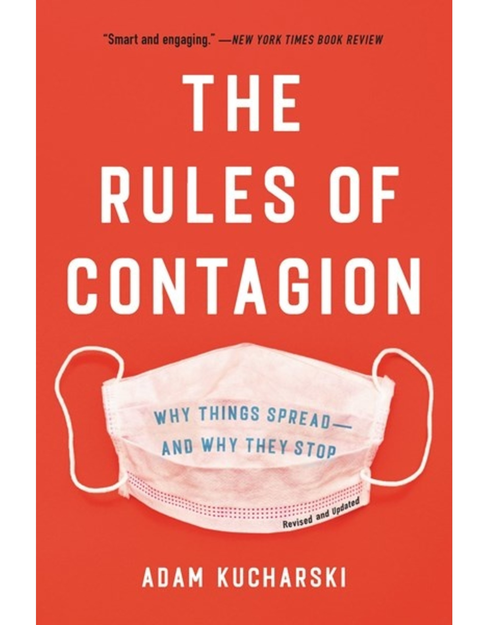 Books The Rules of Contagion : Why Things Spread and Why They Stop by Adam Kucharski