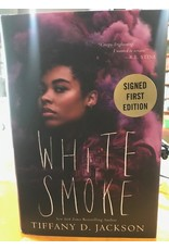 Books White Smoke by Tiffany D. Jackson (Signed First Edition)
