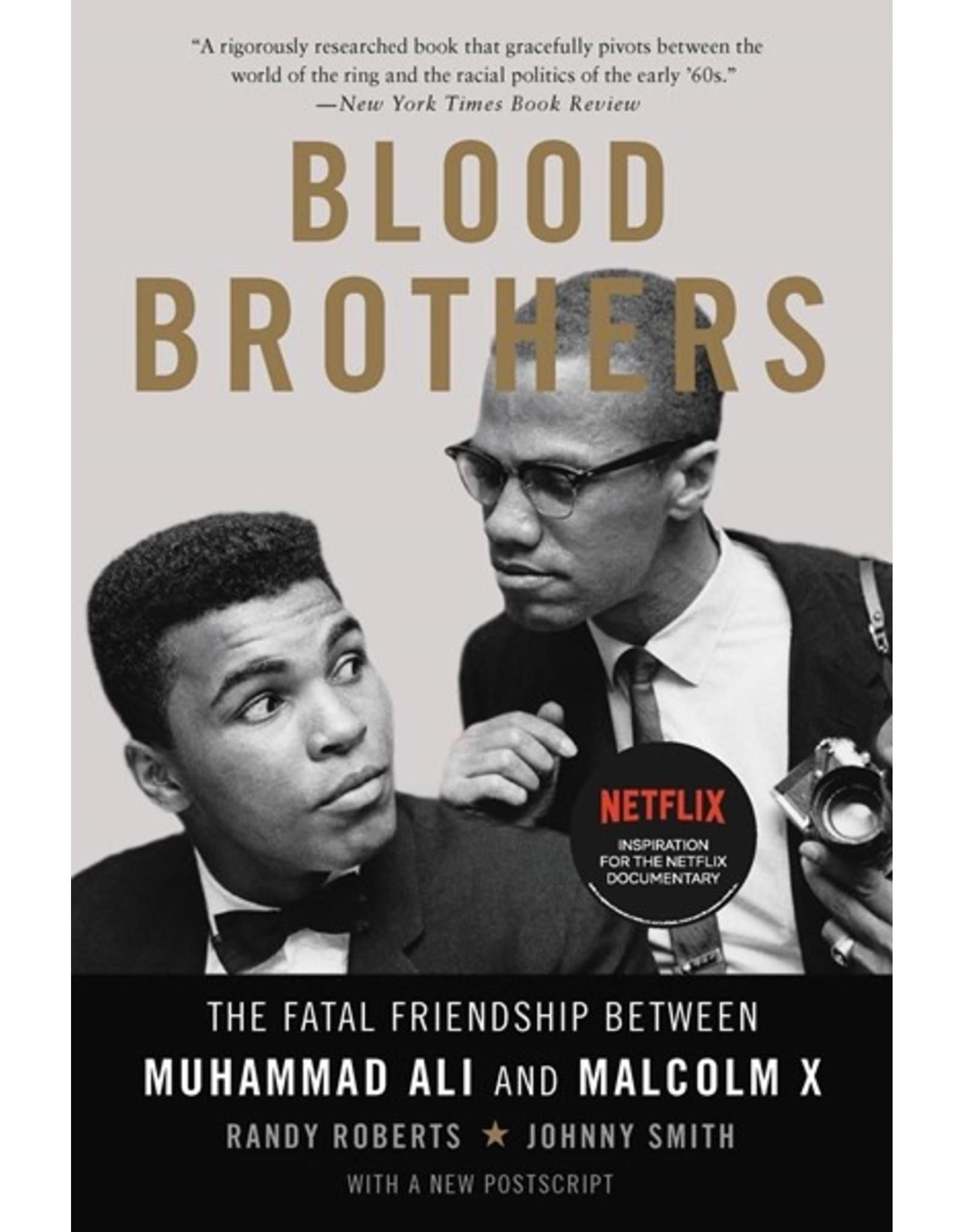 Books Blood BrothersRandy Roberts