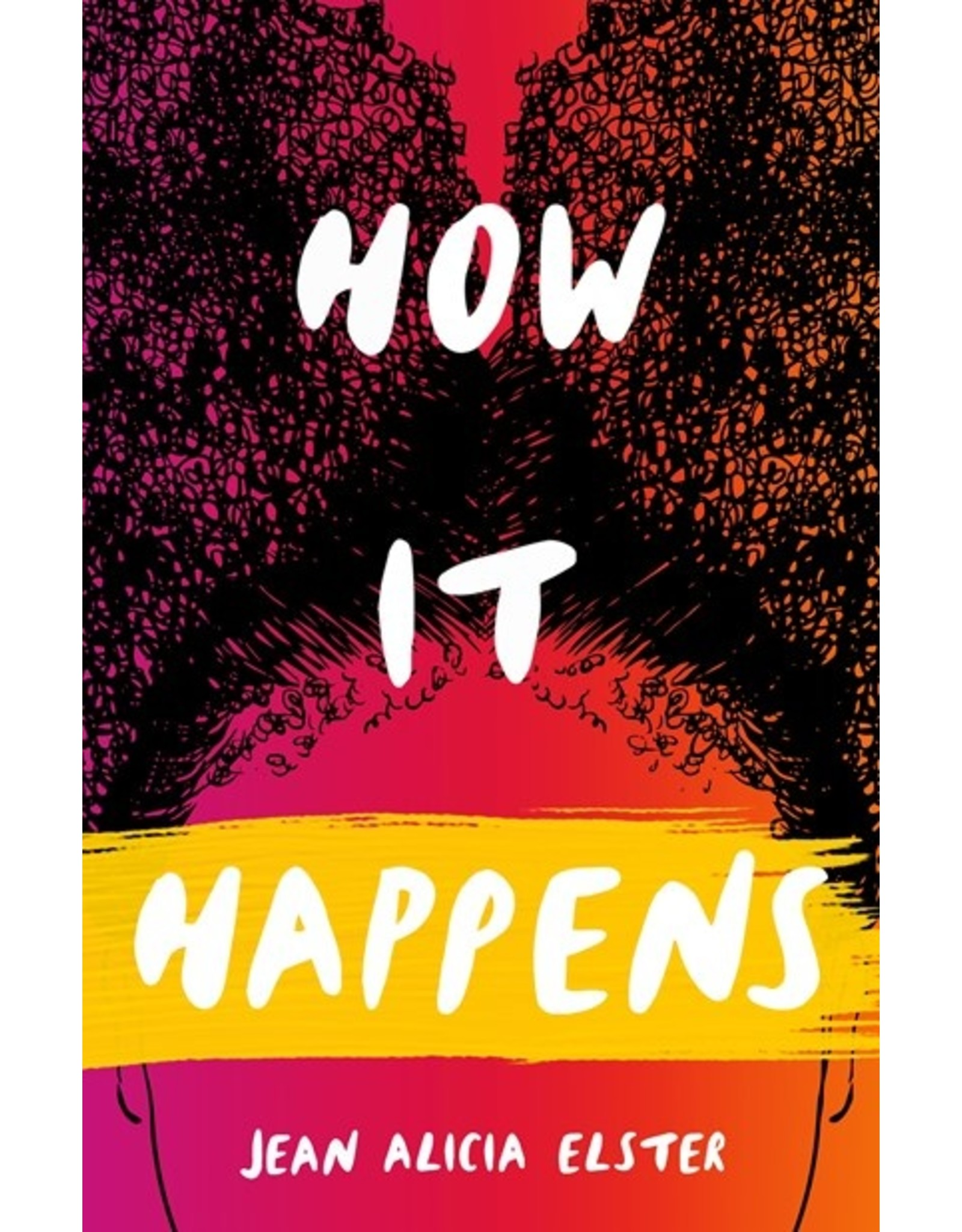 Books How it Happens by Jean Alicia Elster ( Author Event 9.28)